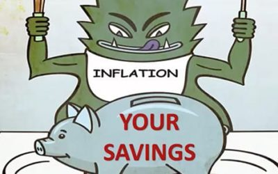 The Inflation and Savings Myth